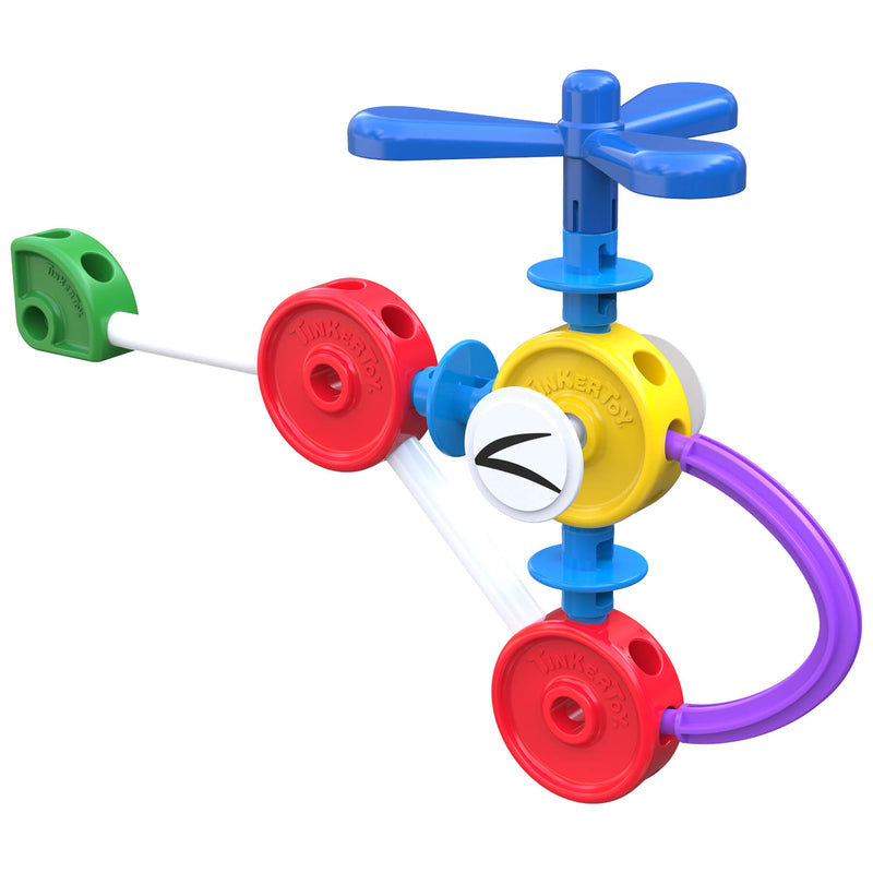 Tinkertoy On the Go Building Set