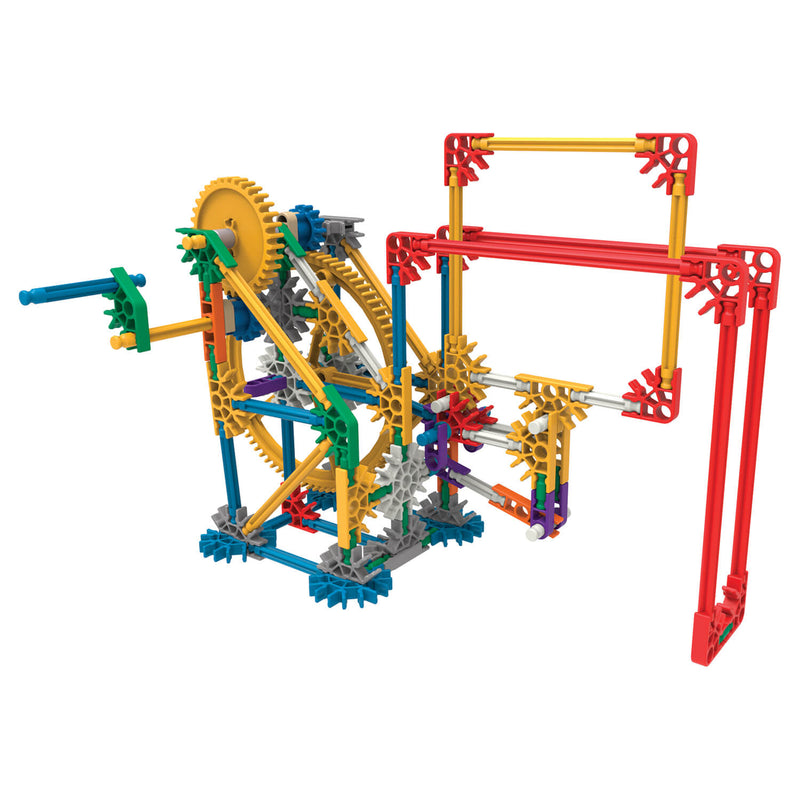 K'NEX Education STEM Explorations: Gears Building Set