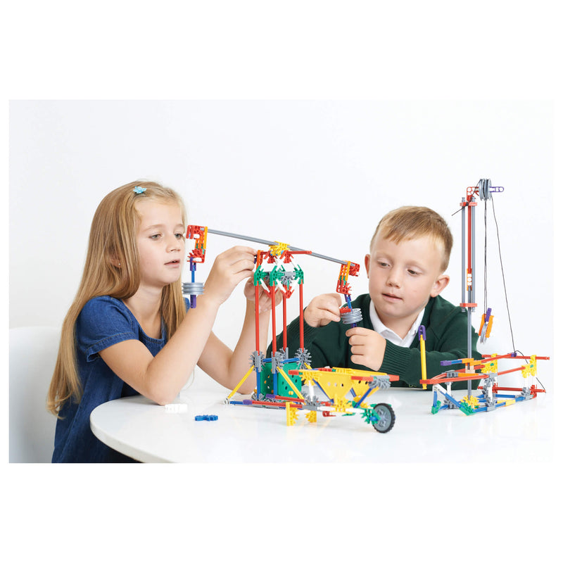 K'NEX Education STEM Explorations: Levers & Pulleys Building Set