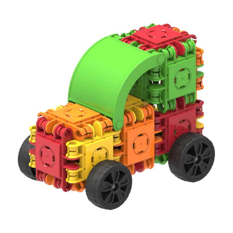 Clickformers Transport Set - 25 Pieces