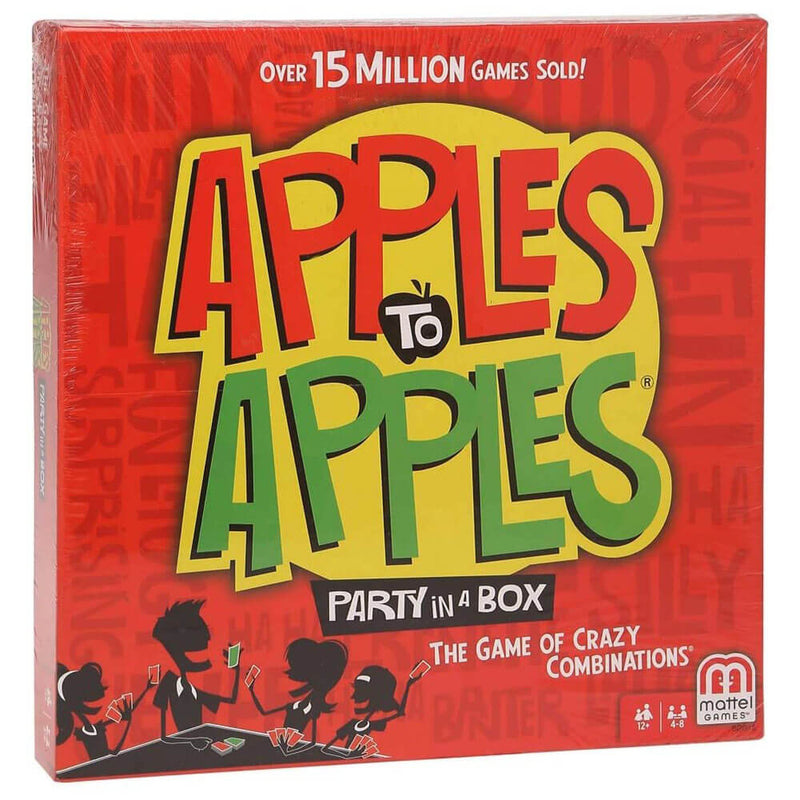 Apples To Apples Party Box The Game of Crazy Combinations