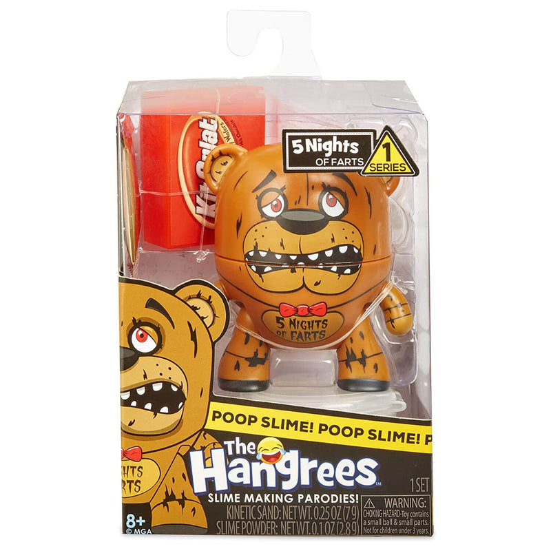 Hangrees Series 1 Five Nights Of Farts