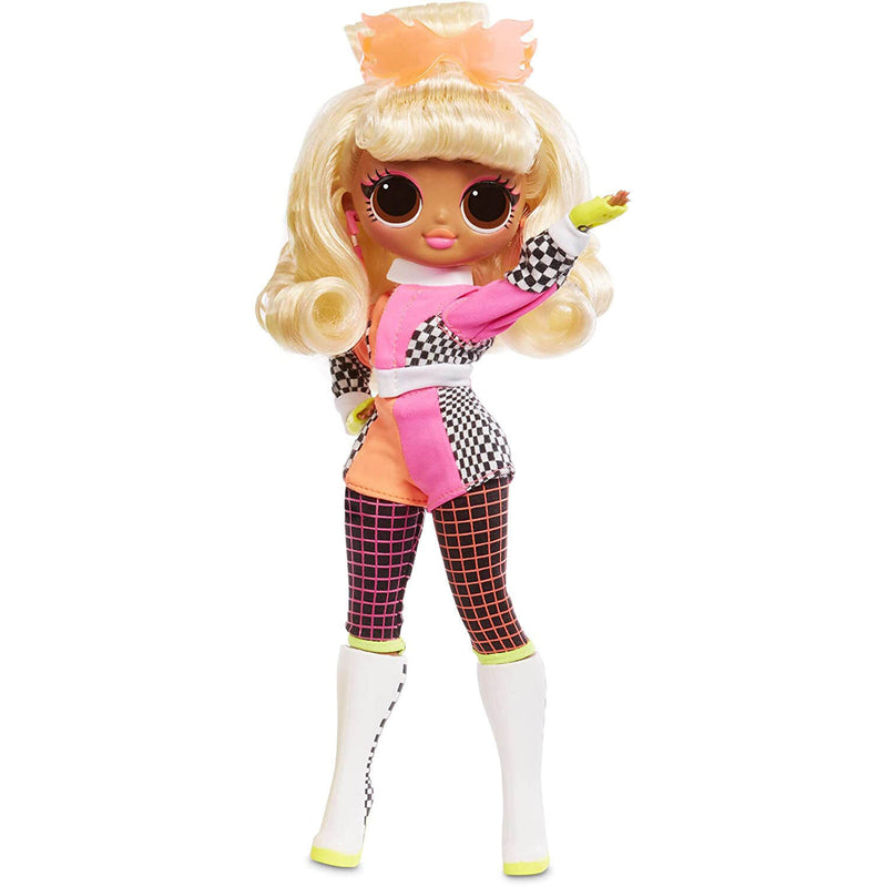 LOL Surprise O.M.G. Lights Speedster Fashion Doll