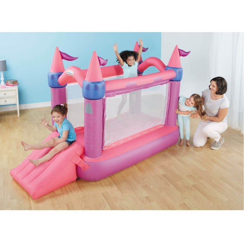 Little Tikes Princess Bouncer Indoor Inflatable Castle