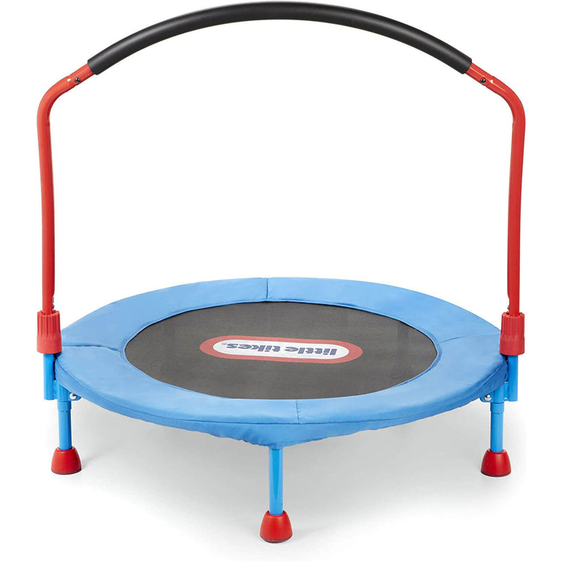 Little Tikes Easy Store 3ft Trampoline