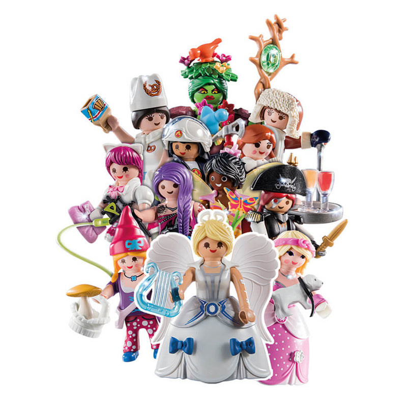 PLAYMOBIL FIGURES - Series 17 Girls