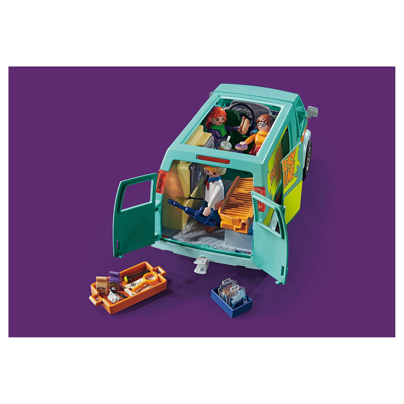 PLAYMOBIL Scooby-Doo! Mystery Machine (70286)