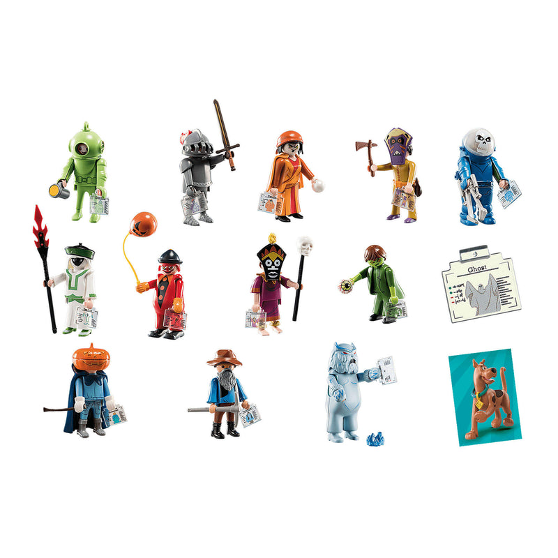 PLAYMOBIL Scooby-Doo! Mystery Figures Series 1 (70288)