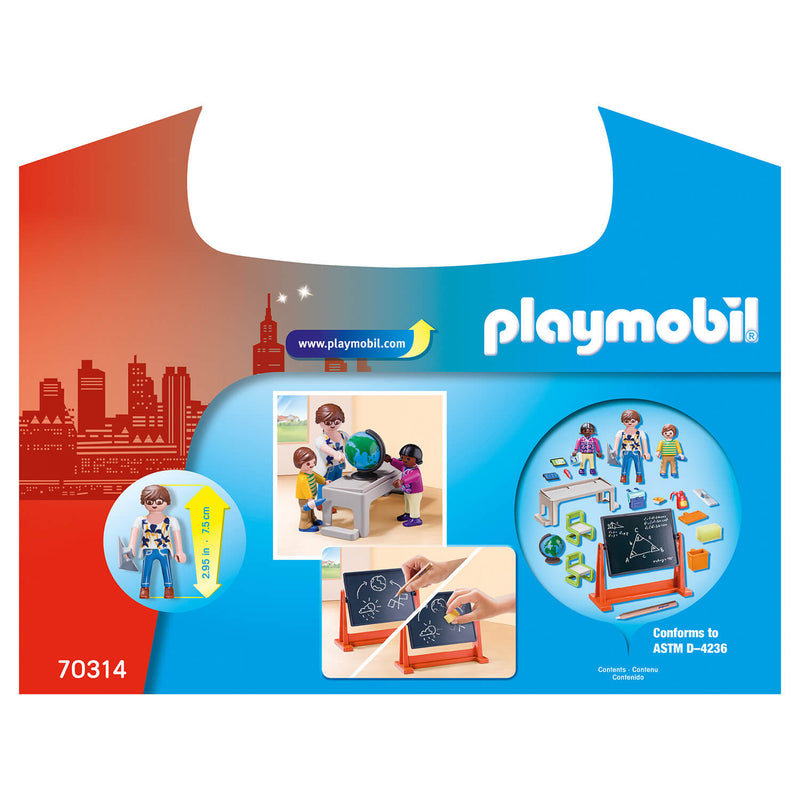 PLAYMOBIL Carry Case School Carry Case (70314)