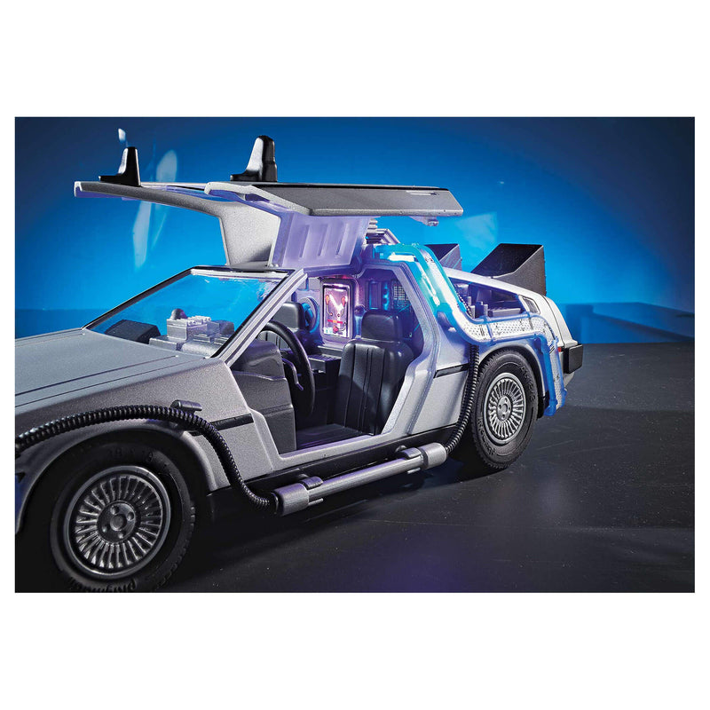 PLAYMOBIL Back to the Future DeLorean (70317)