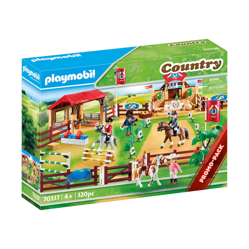 PLAYMOBIL Mega Sets Large Equestrian Tournament (70337)