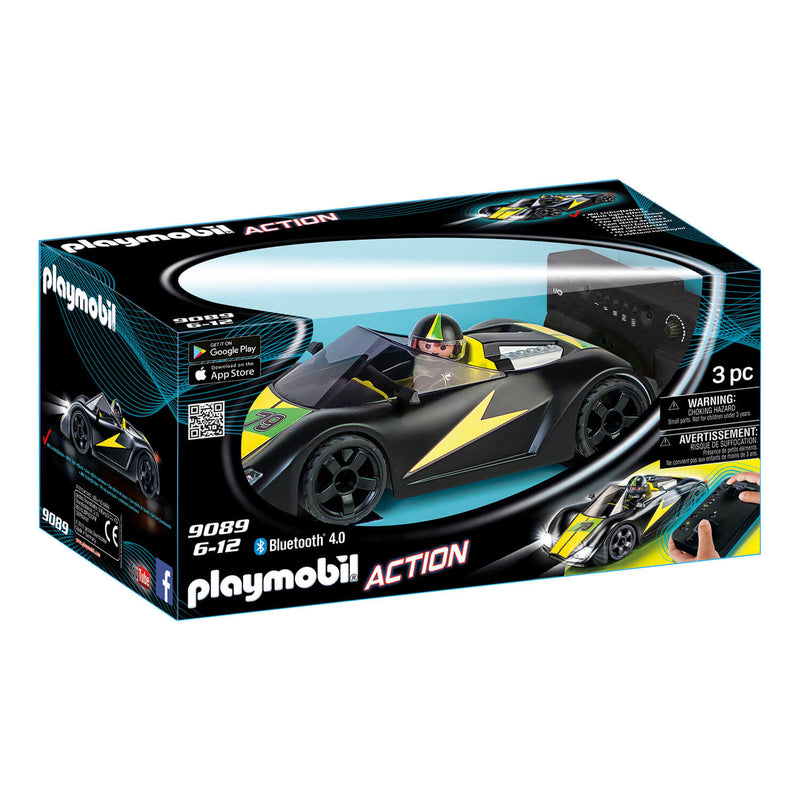 PLAYMOBIL RC Racers RC Turbo Racer (9089)