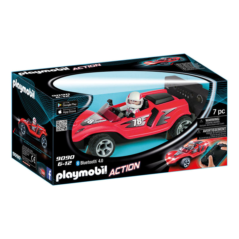 PLAYMOBIL RC Racers RC Rocket Racer (9090)