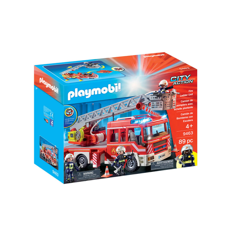 PLAYMOBIL Fire Brigade Fire Ladder Unit (9463)