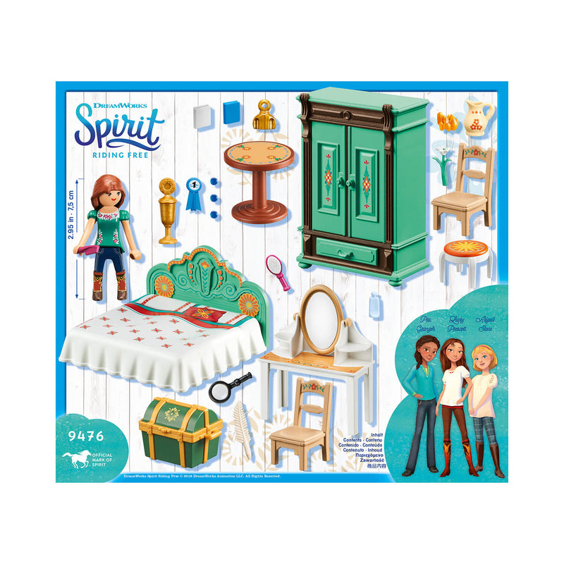 PLAYMOBIL Spirit Riding Free Lucky's Bedroom (9476)