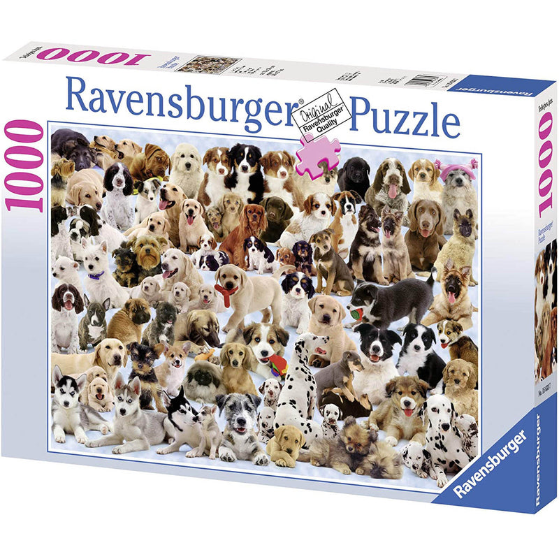 Ravensburger Dogs Galore!  1000 Piece Jigsaw Puzzle