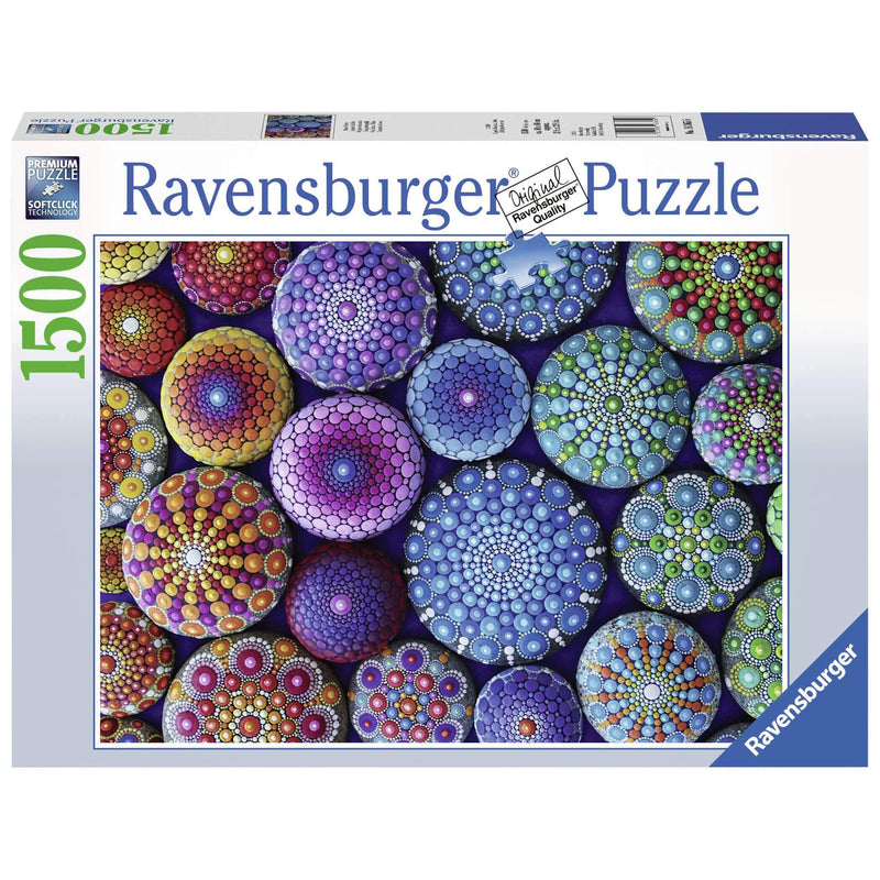 Ravensburger One Dot at a Time  1500 Piece Jigsaw Puzzle