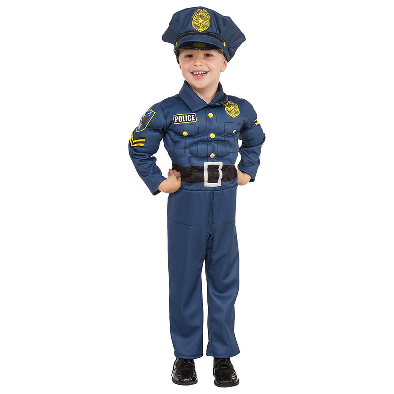 Rubies Top Cop Extra Small Costume