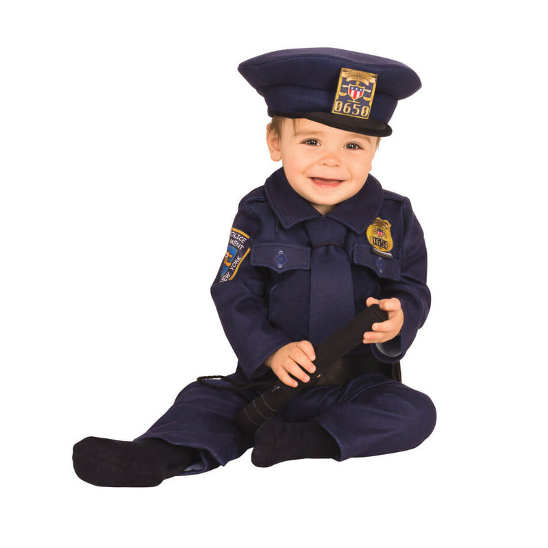 Rubies Police Toddler Costume