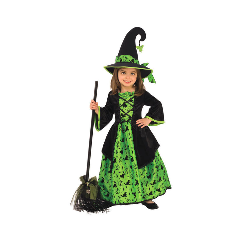 Rubies Green Witch Medium Costume