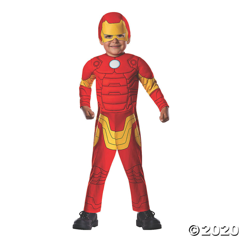 Rubies Iron Man Toddler Costume