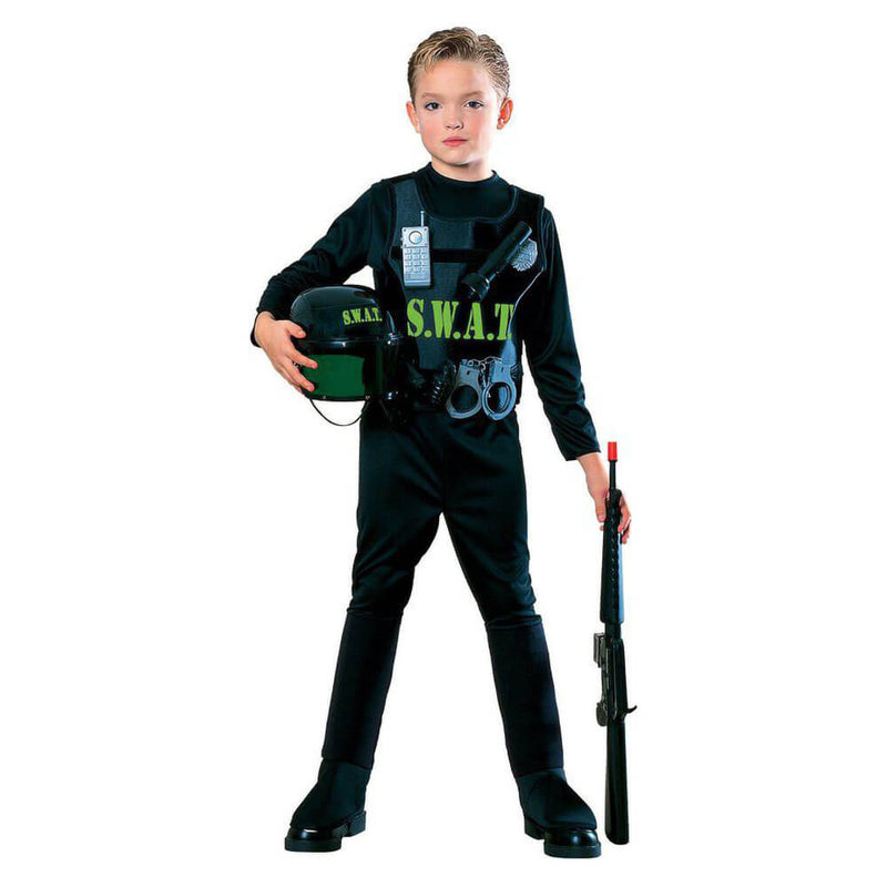 Rubies S.W.A.T. Team Small Costume