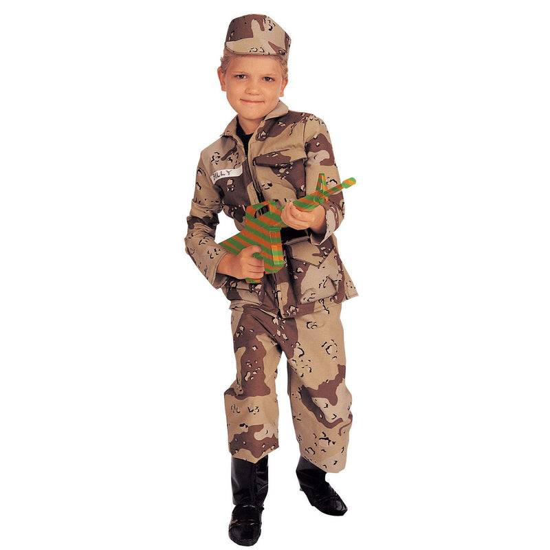 Rubies Special Forces Small Costume