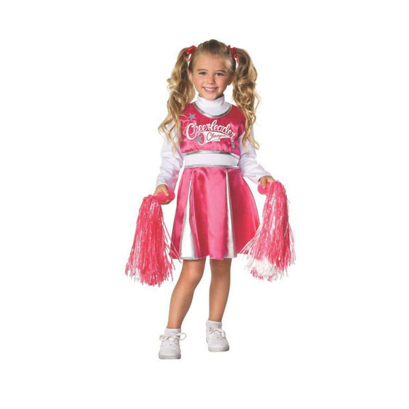 Rubies Cheerleader Champ Small Costume