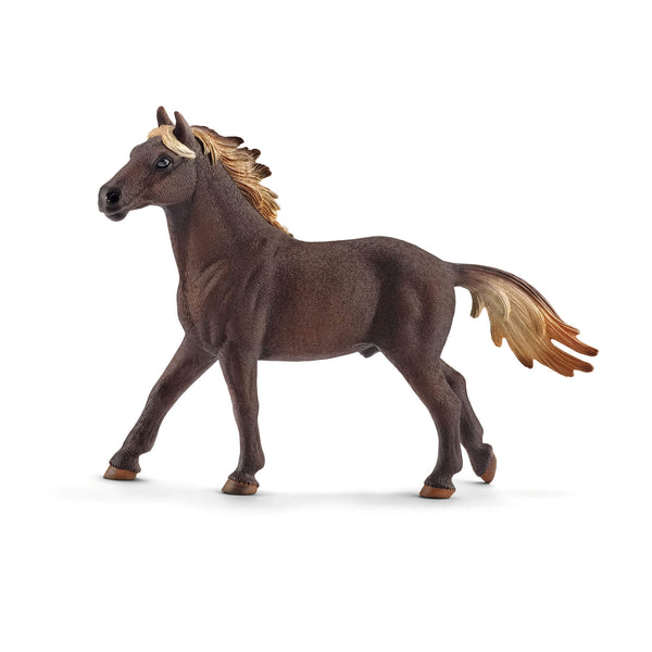 Schleich Farm World Mustang Stallion Animal Figure