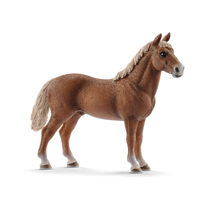 Schleich Farm World Morgan Horse Stallion Animal Figure