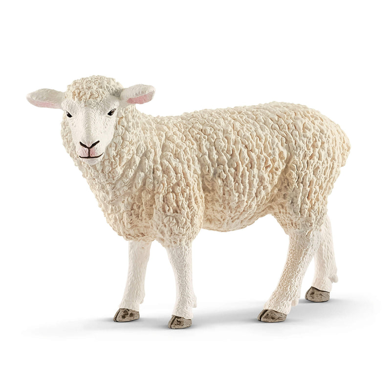 Schleich Farm World Sheep Animal Figure