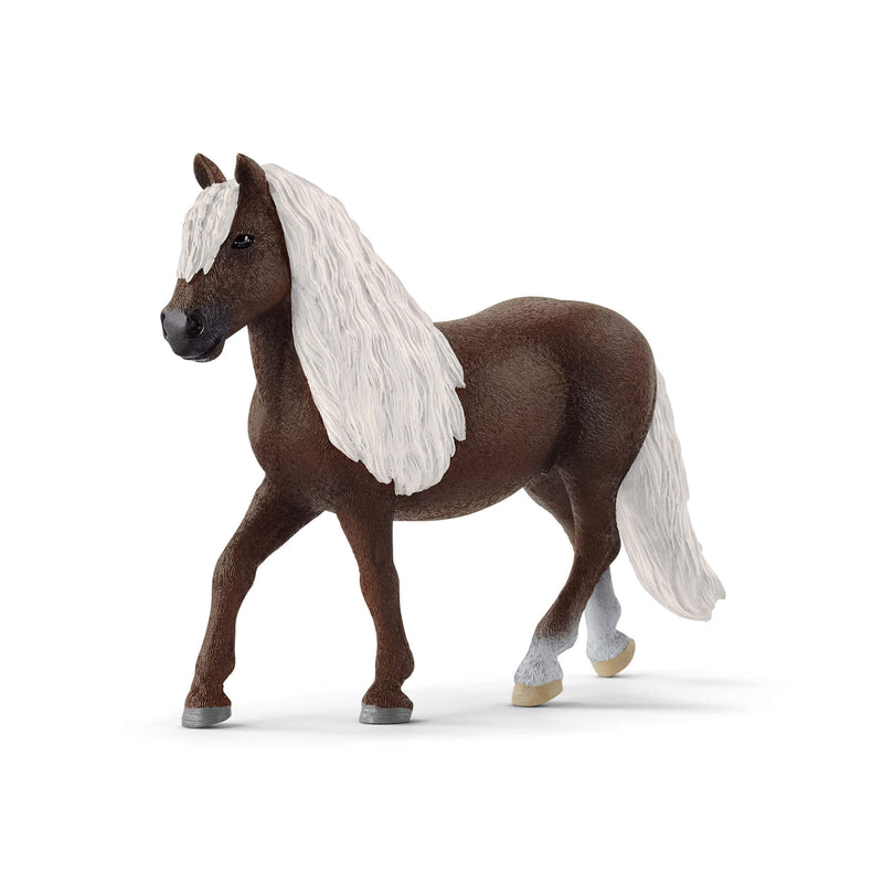 Schleich Farm World Black Forest Mare Animal Figure