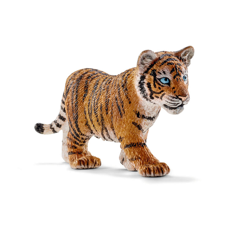 Schleich Wild Life Tiger Cub Animal Figure