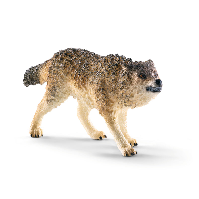 Schleich Wild Life Wolf Animal Figure