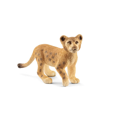Schleich Wild Life Lion Cub Animal Figure