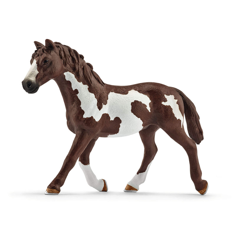 Schleich Farm World Team Roping With Cowboy Animal Figure Play Set