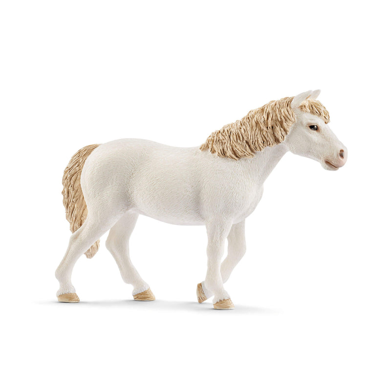 Schleich Farm World Pony Mare And Foal Play Set