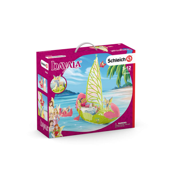 Schleich Bayala Sera's Magical Flower Boat Set