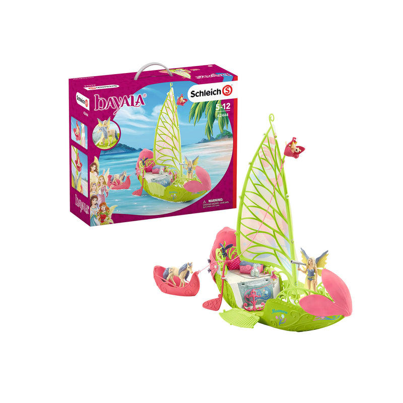 Schleich Bayala Sera's Magical Flower Boat Play Set