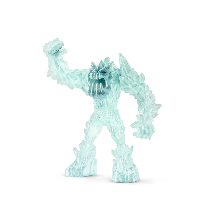 Schleich Eldrador Frost Monster Fire Lion Battle for The Super Weapon
