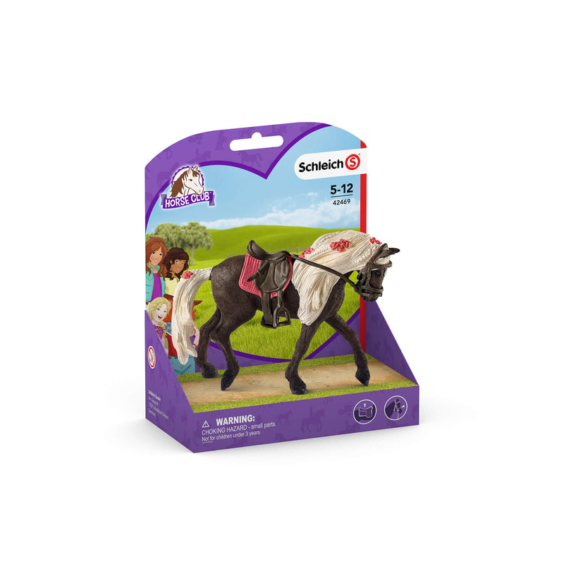 Schleich Horse Club Rocky Mountain Horse Mare Horse Show Animal Figure