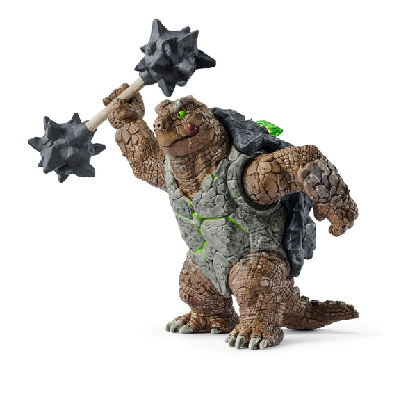 Schleich Eldrador Armoured Turtle With Weapon