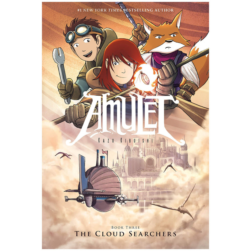 Cloud Searchers (Amulet