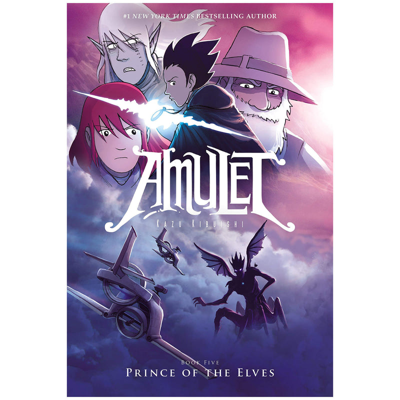 Prince of the Elves (Amulet