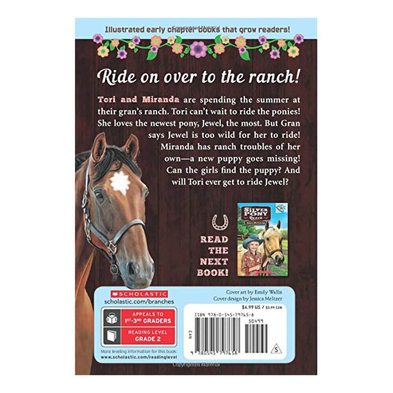 Sparkling Jewel: A Branches Book (Silver Pony Ranch