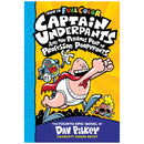 Captain Underpants Perilous Plot of Professor Poopypants: Color (