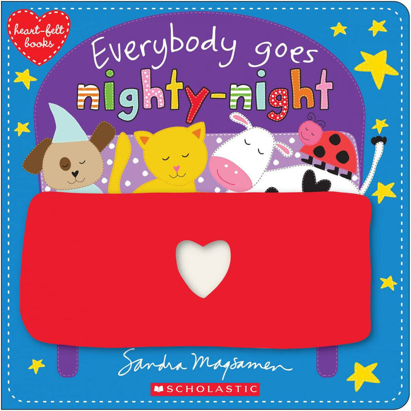 Everybody Goes Nighty-Night (Heart-felt books)