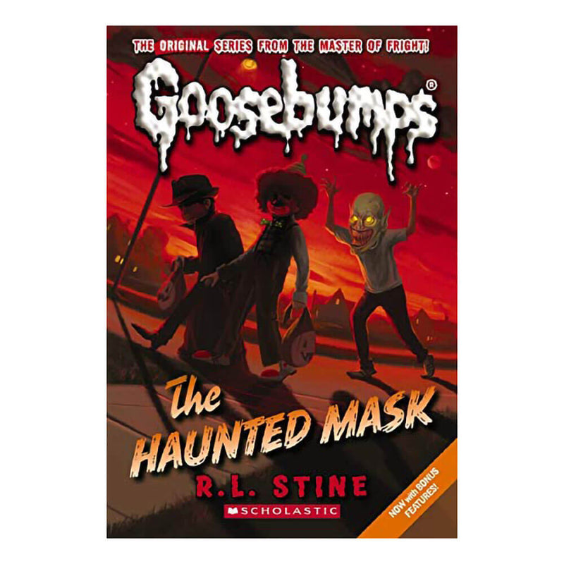 Haunted Mask 2 (Classic Goosebumps