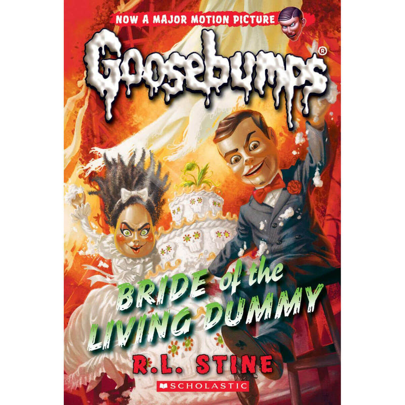 Bride of the Living Dummy (Classic Goosebumps
