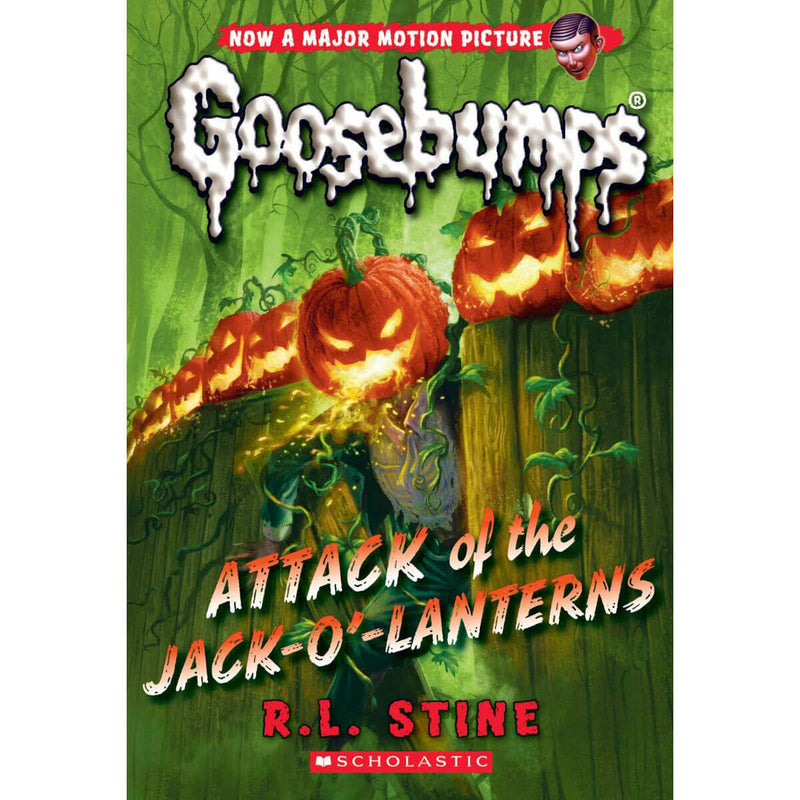 Attack of the Jack-O'-Lanterns (Classic Goosebumps
